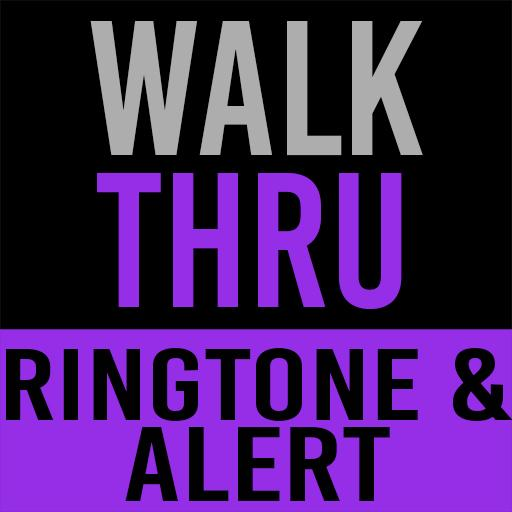 walk thru ringtone download