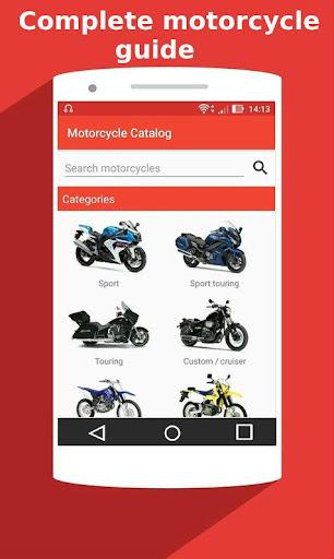 Motorcycle Catalog -  All Moto Information App Apk 1