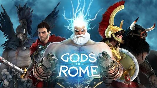 Gods of Rome v1.1.0p (Mod)