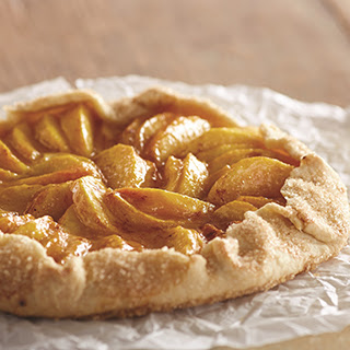 Worry-free Peach Galette