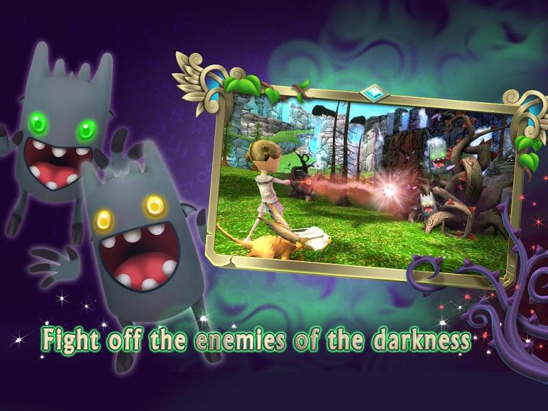 Скриншот JumpStart Magic and Mythies