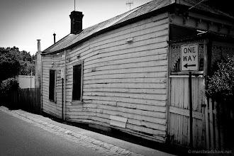 Photo: Wavy house
