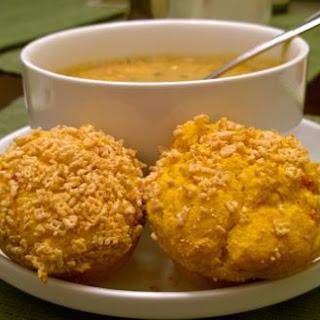 Pumpkin Cornmeal Muffins