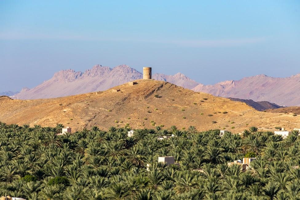 Birkat Al Mouz, punkt widokowy, Oman