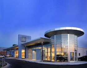 Photo: The award-winning Mercedes Benz of St. Clair Shores in Michigan