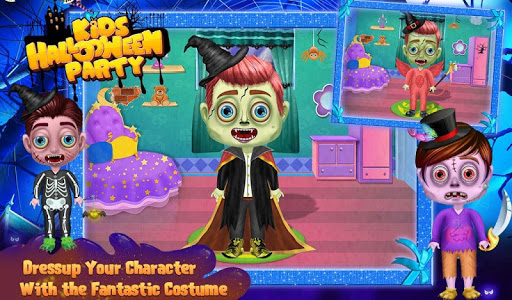 Kids Halloween Party v1.0.0