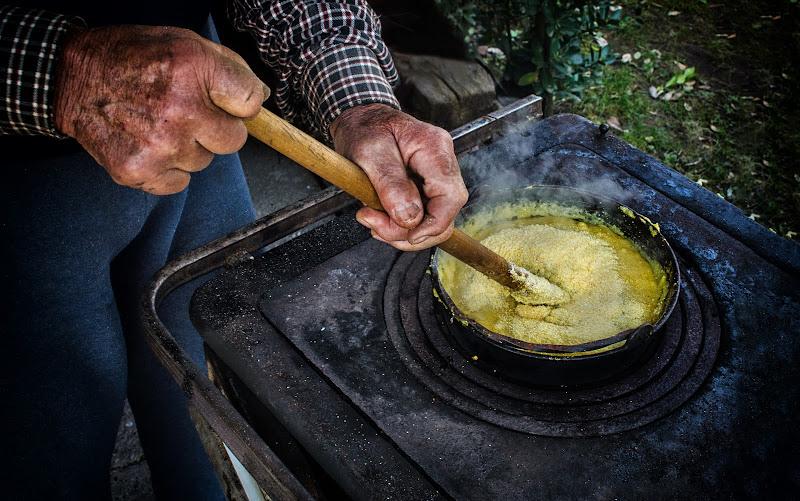 W la polenta di Moreno re