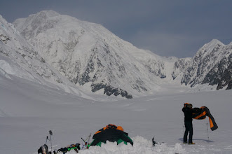 Photo: Day 12. Morning before getting on East Ridge.