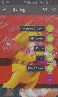 Winiy Wallpaper Pooh HD - náhled