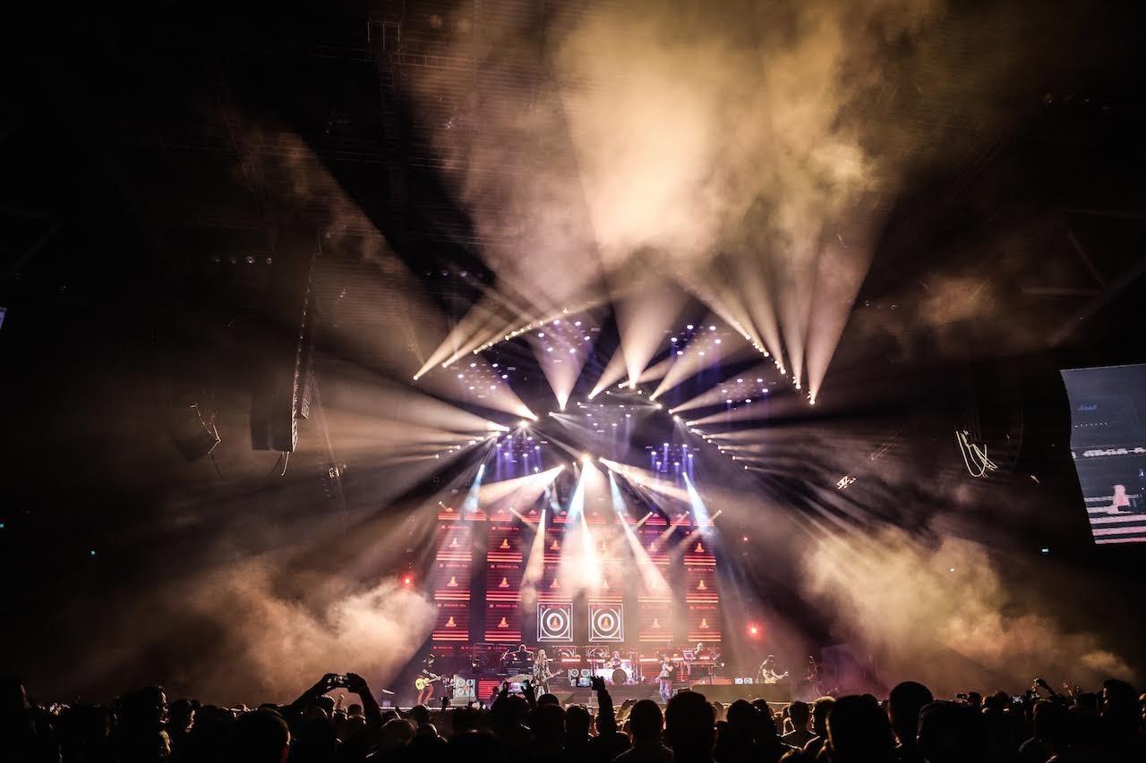 [迷迷演唱會]地表最強搖滾神團 槍與玫瑰 GUNS N' ROSES 本周六桃園棒開唱 維安祭出最高安檢規格