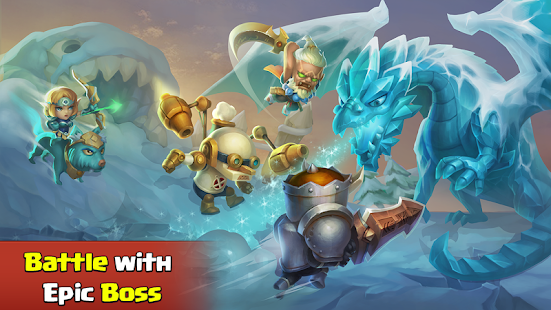 Mod Game Heroes Legend for Android