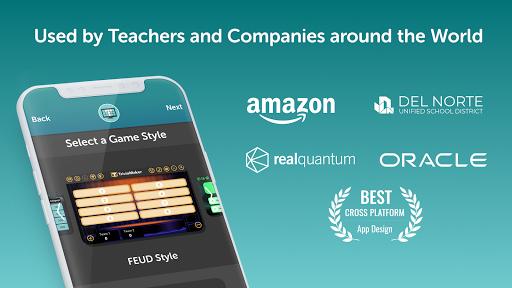 TriviaMaker - Quiz Creator, Game Show Trivia Maker 6.1.2 screenshots 2