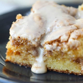 Cinnamon Cake With Yellow Cake Mix Recipes.