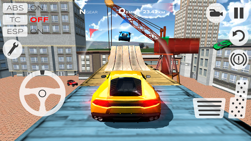 Multiplayer Driving Simulator  screenshots 3