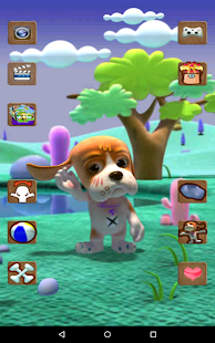 Talking Basset Free- screenshot thumbnail