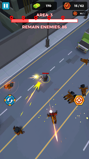 Zombie Shooter: Last Survivor in the Dead City 0.1.2 screenshots 3