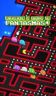 PAC-MAN 256 - Endless Maze Screenshot