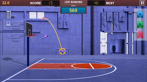 Basketball Mega Sports NBA Stars 1.9.9 screenshots 2