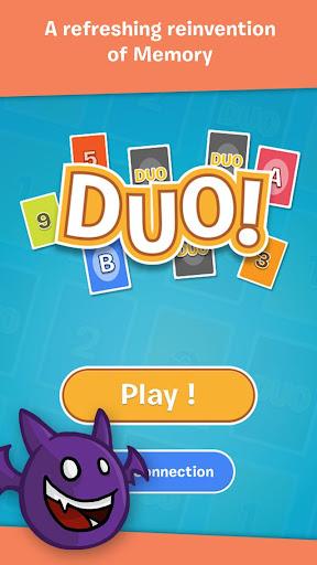DUO 一款极具挑战性的记忆消除游戏