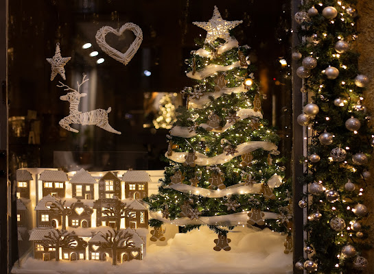 Decorazioni natalizie di -JOKER-