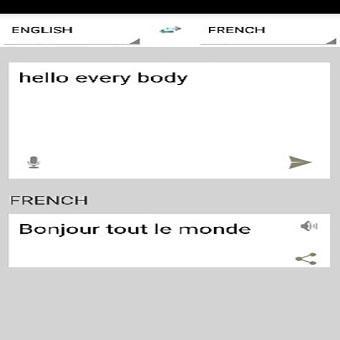 Traduction Multilangue