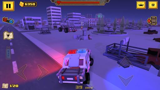 BLOCKAPOLYPSEu2122 - Zombie Shooter 1.07 screenshots 9