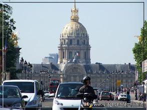 Photo: Los Inválidos París. www.viajesenfamilia.it
