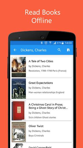 50000 Free eBooks & Free AudioBooks  screenshots 5
