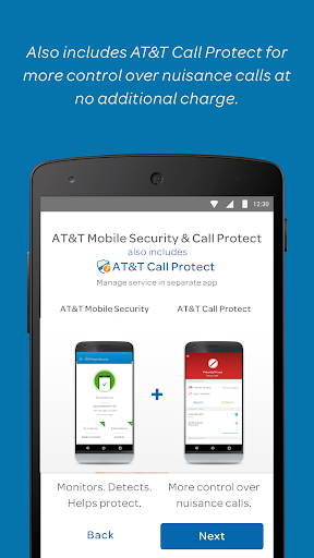AT&T Mobile Security  screenshots 8