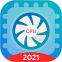 CPU Cooler - Cleaner  - Booster - Fast Charging icon