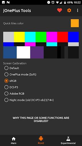 jOnePlus Tools [adb/root] screenshots 2
