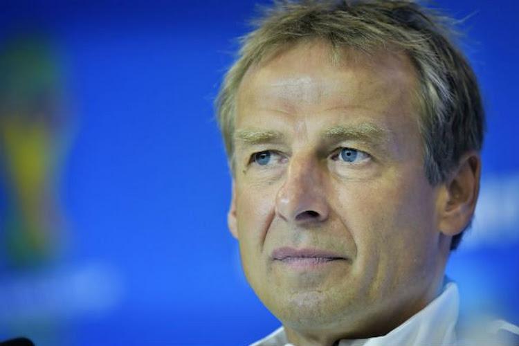 """Klinsmann mécontent du choix de l'arbitre: """"Cela me dérange"""""""