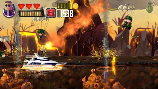 Ramboat - Offline Shooting Action Game 4.1.2 screenshots 8