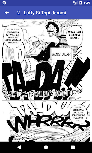 Baca Komik One Piece flamingo screenshots 3