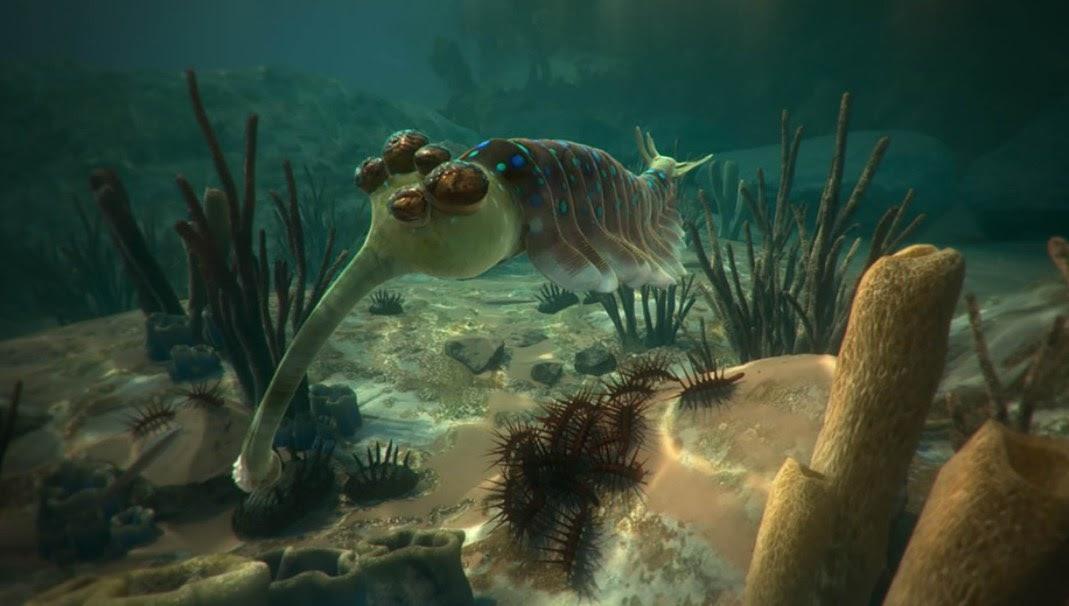 Początki życia według Davida Attenborough