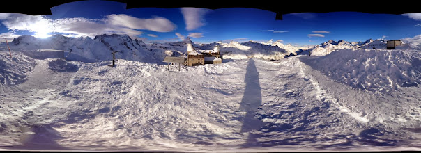 Photo: Photosynth Gornergrat