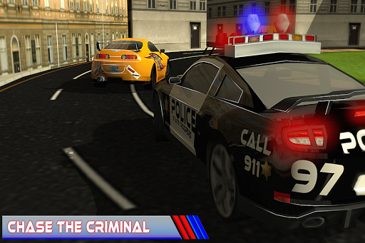 Criminal Police Car Chase 3Dud83dudc6e  screenshots 12