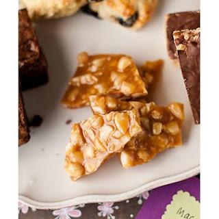 Macadamia-Nut Brittle