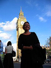 Photo: Monica in front of Big Ben