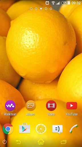 LemonZ - XpTheme KitKat
