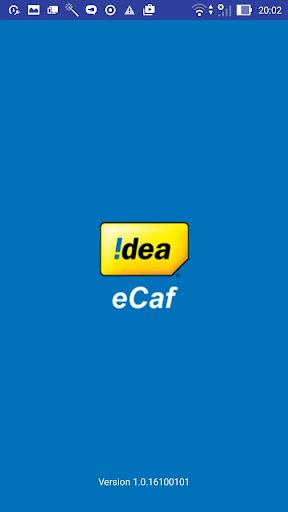 Idea eCaf 1.0.171225.rd01 screenshots 1