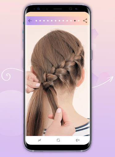 Hairstyles step by step 1.23 screenshots 7