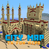 TN City map for MCPE