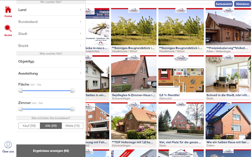 Maison immobilien android apps on google play for Application construction maison android