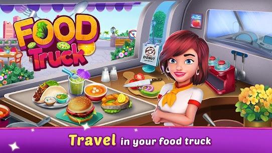Food Truck : Restaurant Kitchen Chef Cooking Game 1