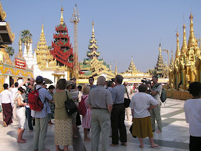 Photo: 4B241579 Birma - Rangun - Shwedagon