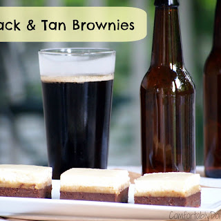 Black & Tan Brownies.