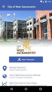 West Sacramento Connect- screenshot thumbnail