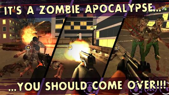 Zombie Shooter: Left for Dead MOD APK 2