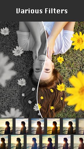 Square Pic Photo Editor - Collage Maker Photo Blur screenshots 4